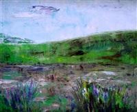 paisaje de la nube by manuel baeza