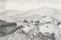 hills of hollywood by blendon reed campbell