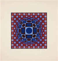 vega boglar by victor vasarely