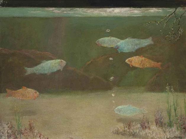 aquarium by julius olsson