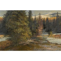 spring thaw by robert kennedy abbett