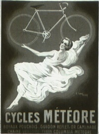 cycles meteore by edouard courchinoux