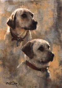 two labs by robert kennedy abbett