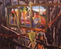cabane ostréicole by jac belaubre