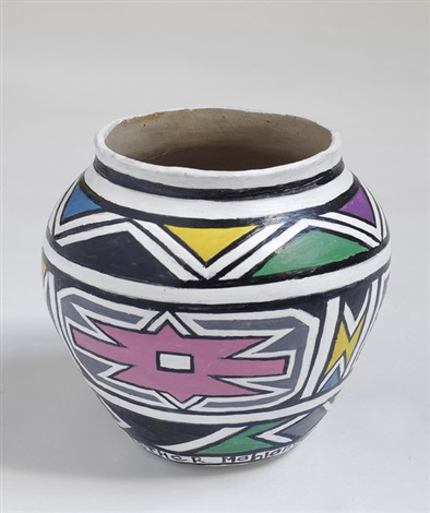 vaso by esther mahlangu