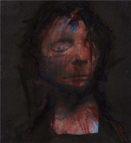 le lattre de passion by arnulf rainer