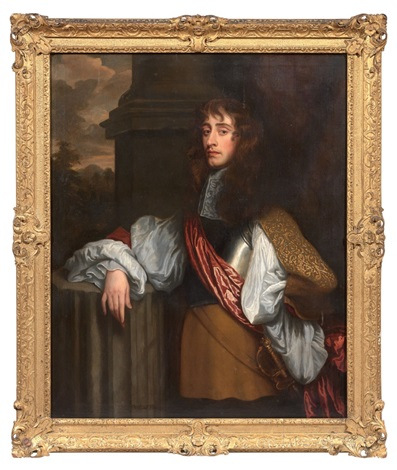 ritratto di james ii by sir peter lely