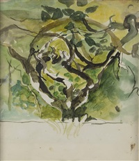 senza titolo by graham sutherland