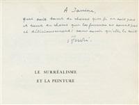 le surréalisme et la peinture (bk w/77 works) by andré breton