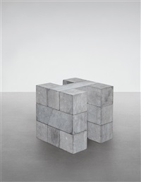 belgicube ii by carl andre