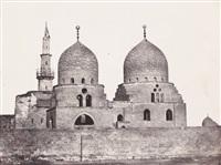 haute égypte. le kaire. mosquée de sultan kansou-el-gouri, pl.7 by maxime du camp