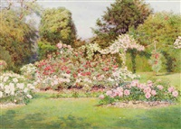 a rose garden by edith helena adie