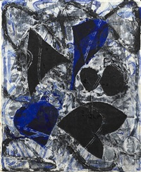 untitled (rt/ca 2-92 w9) by charles arnoldi