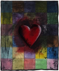 the handkerchief by jim dine