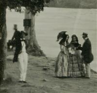 group at niagara by platt d. babbitt