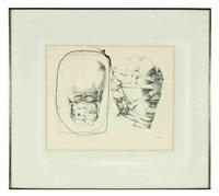 untitled (head) by nancy grossman