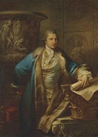 portrait of james adam (1732-1794) by antonio zucchi