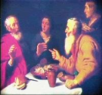 den ohorsamme profeten (konungaboken 13:20-22) by lambert jacobs