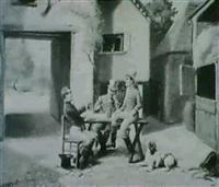 huntsmen's tales by a. austen