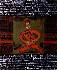 méditation esthétique sur soutine by isidore isou