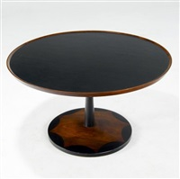 occasional table by jules stein
