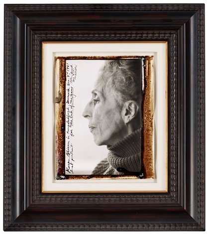 karen blixen in rungstedlund dec 3rd by peter beard