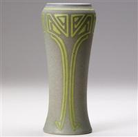 vase by albert r. valentien