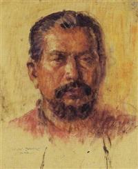 portrait by gajanan sawlaram haldankar