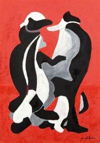 forme noire n°25 by marcel burtin