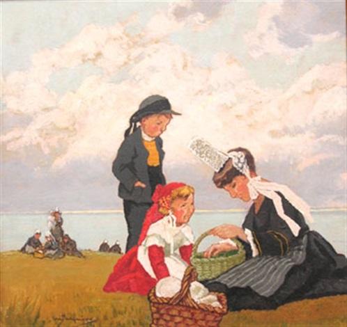 pardon de notre dame de la joie by marcel-j.-l. jacquier