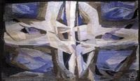 blauer schrein by f. reidi