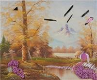 hommage à asger jorn by jacqueline de jong and enrico baj