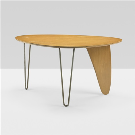 Rudder Dining Table, Model In 20 By Isamu Noguchi
