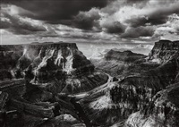 confluence of the colorado and little colorado rivers, arizona, usa by sebastião salgado