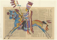 spokane rider by george flett