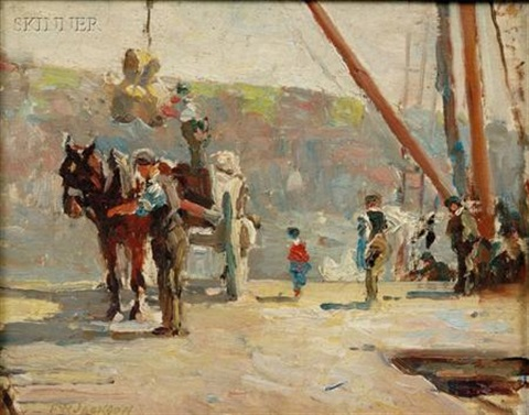 loading by frederick william jackson