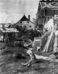 bauernhauser in karnten by hans kratky
