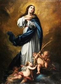 inmaculada concepción by jose maria rodriguez losada