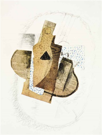ten works and verre et la pomme by georges braque