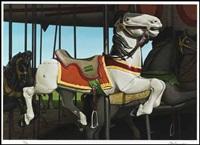 the white stallion by ken danby