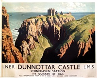 dunnottar castle by patrick macintosh