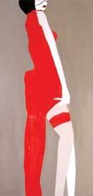 women catwalk by ni nyoman sani