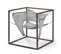 wind armchair by sigurdur gustafsson