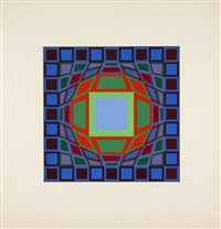 geymant by victor vasarely
