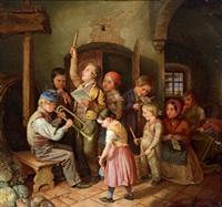 die kleinen musikanten by johann kranzl
