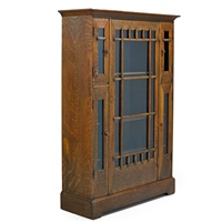 china cabinet by shop of the crafters