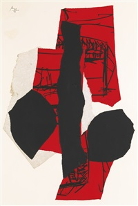 delos by robert motherwell