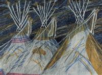 tipis - nightwind by helen mackie