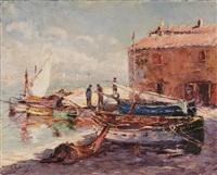 A. Salomon le Tropezien | artnet
