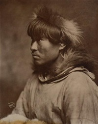 portrait d'inuit, alaska by beverly bennett dobbs